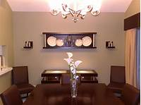dining room wall art 20 Fabulous Dining Room Wall Decorating Ideas – Home And Gardening Ideas