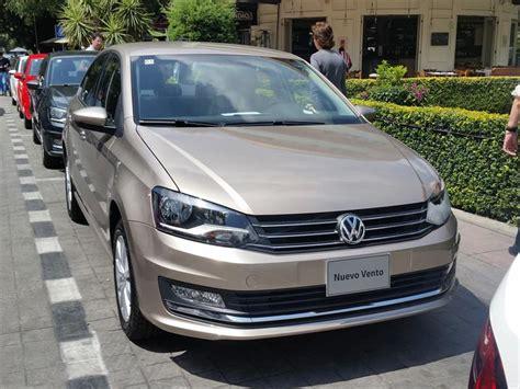 volkswagen nuevo vento  llega  mexico desde