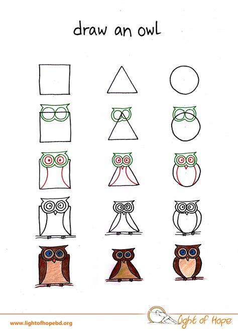 pin  light  hope  drawing animals  basic shapes