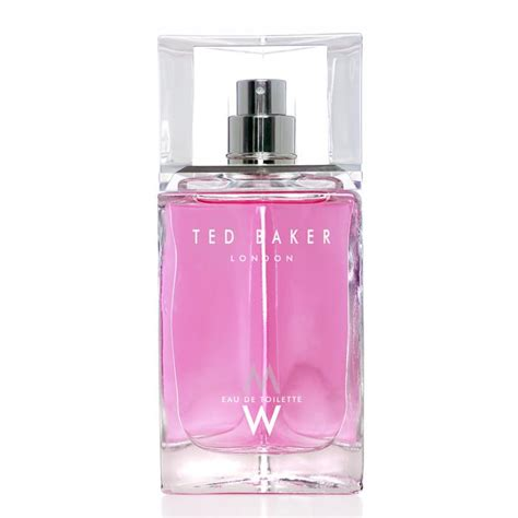 ted baker w eau de toilette 75ml spray