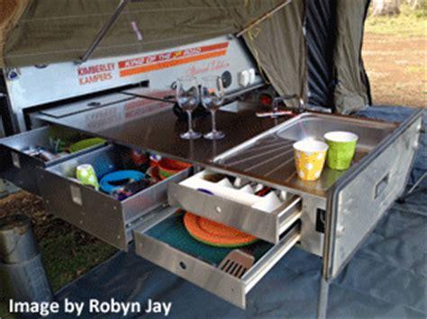 rv kitchen storage ideas cer trailer storage ideas aussie leisure loans 5035