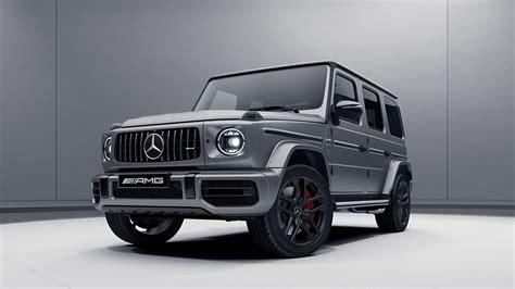 İstek üzerine mat siyah ve parlak tornalanmış opsiyon olarak sunulan 22 inç büyüklüğe kadar. Mercedes-AMG G 63
