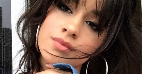 Camila Cabello Wears Updo Music Video Teen Vogue