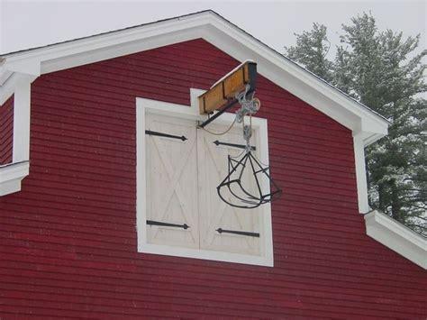 Barn Loft Lift   Horse drawn hay loader refurbished and