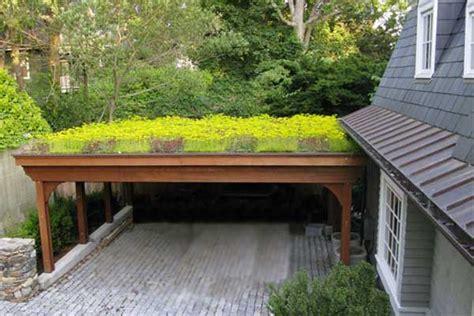 Avz Dachbegrünung Und Dachbepflanzung Von Carports