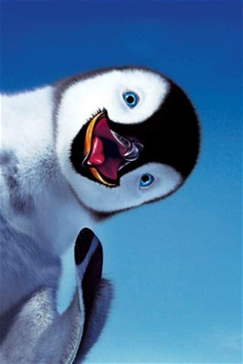 adorable cartoon penguin hd wallpapers