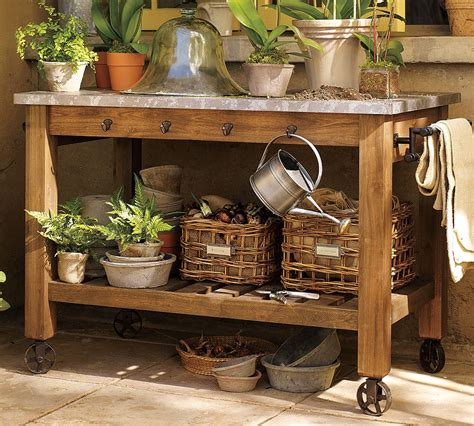 Pdf Diy Potting Bench Plans This Old House Download