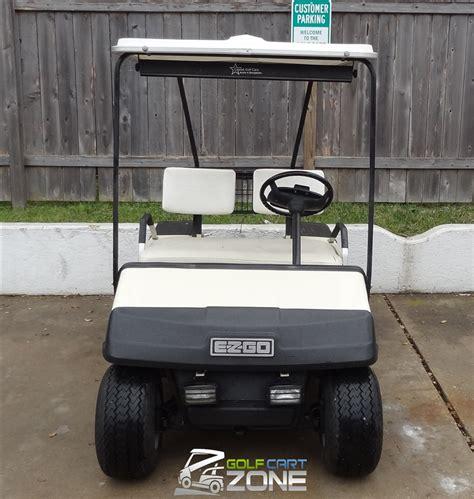 golf cart zone  austin ezgo marathon
