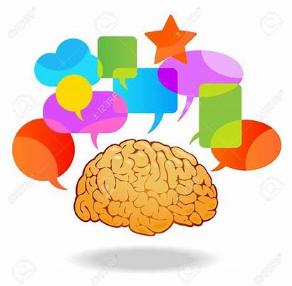 Clipart Processing Brain Perception Thinking Knowledge Clipground