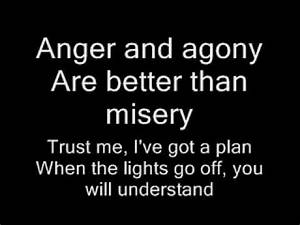 Three Days Grace-Pain Lyrics - YouTube