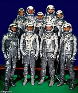 Mercury Astronauts - Pics about space