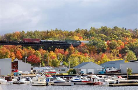 parry sound victory cruise lines