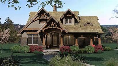Plans Plan Tuscan Cottage Craftsman Homes Sq