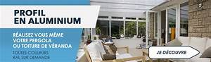 Profilé Aluminium Pour Veranda Vente Particulier : vente de mat riaux de toiture et couverture toiture ~ Melissatoandfro.com Idées de Décoration
