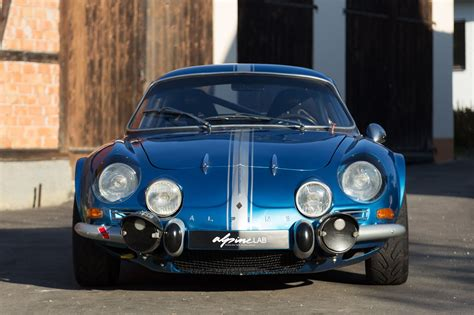 renault alpine new renault alpine a110 production car ready for geneva