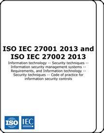 Iso 27001 Version 2013 Resumen by It Governance Uk Bsi