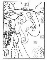 Van Coloring Pages Printable Getcolorings sketch template