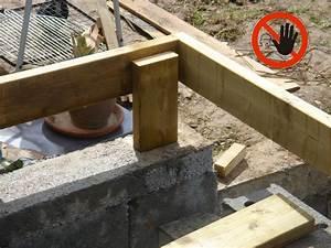 les pieges de la construction dune terrasse en bois With fixation lambourde terrasse bois