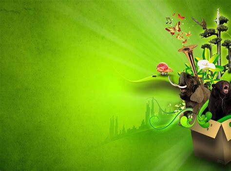 Hd Vector Image by Green Background Hd 1080p Wallpaper Desktop Hd