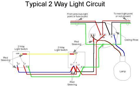 home electrics light circuit