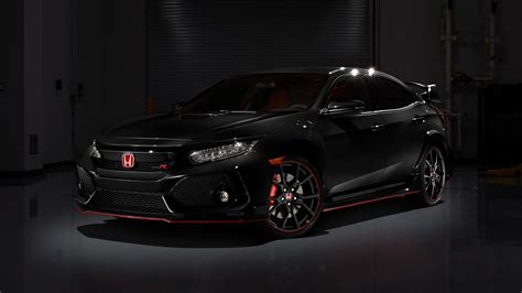 Civic Si Type R by Interior 2018 Civic Type R Honda Canada