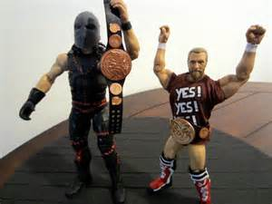 WWE Team Hell No Toys