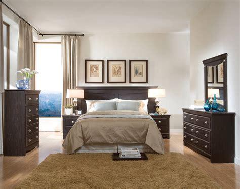 Standard Furniture Carlsbad Master Bedroom Set The