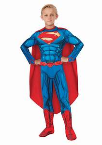Deluxe Child Superman Costume