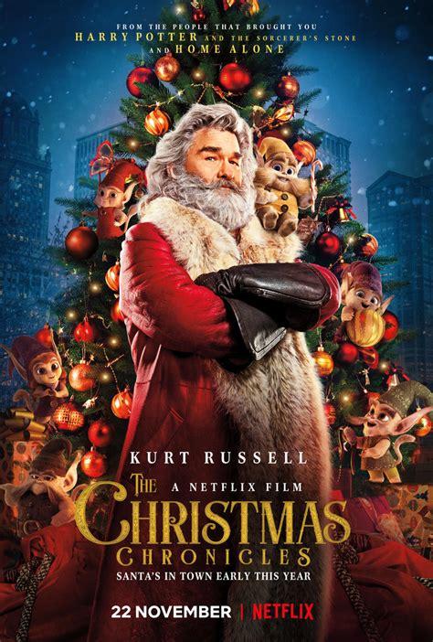 kurt russell  santa claus   christmas chronicles teaser trailer