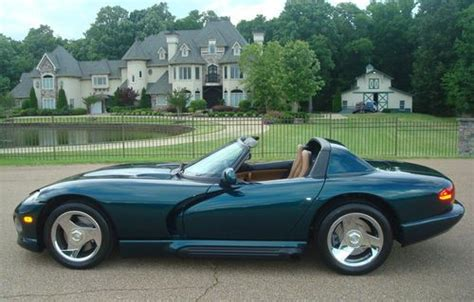 how cars run 1995 dodge viper electronic throttle control sell used 1995 dodge viper california car only 10 033 pered miles in eads tennessee united