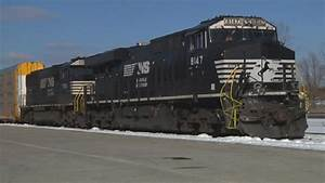 Possible Merger Between Canadian Pacific and Norfolk ...