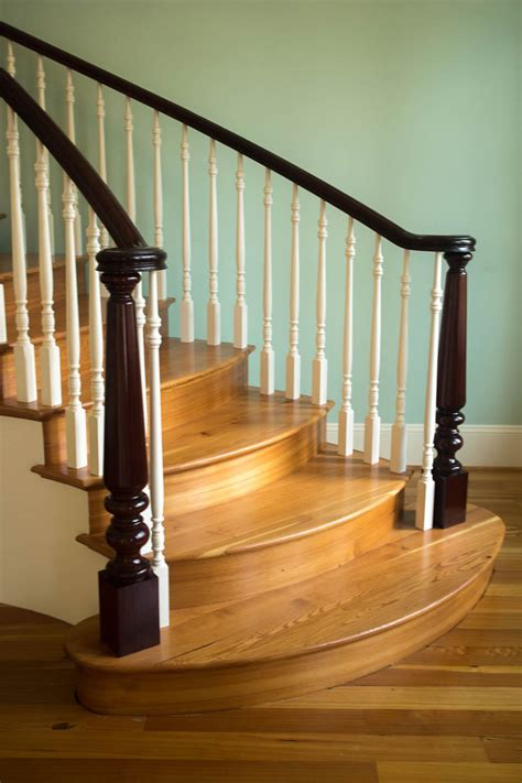 Banister And Baluster by Traditional Stairs And Railing Artistic Stairs