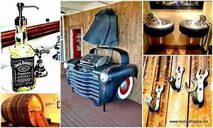 DIY Mancave Decor- 19 Creative and Inspiring DIY Decor and