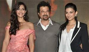 Never discouraged daughters from anything: Anil Kapoor ...