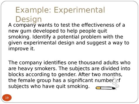experimental design exles experimental design section 1 3 презентация онлайн