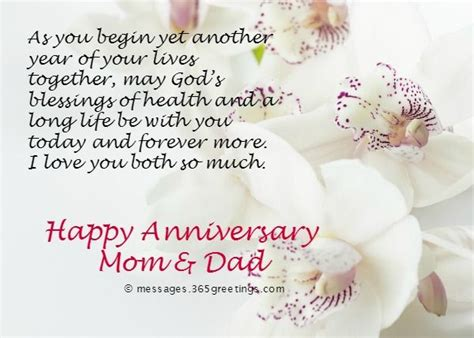 anniversary messages  parents anniversary quotes  parents anniversary message happy
