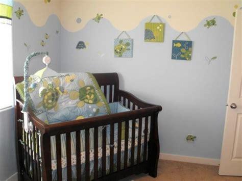 couleur chambre bebe garcon la peinture chambre bébé 70 idées sympas