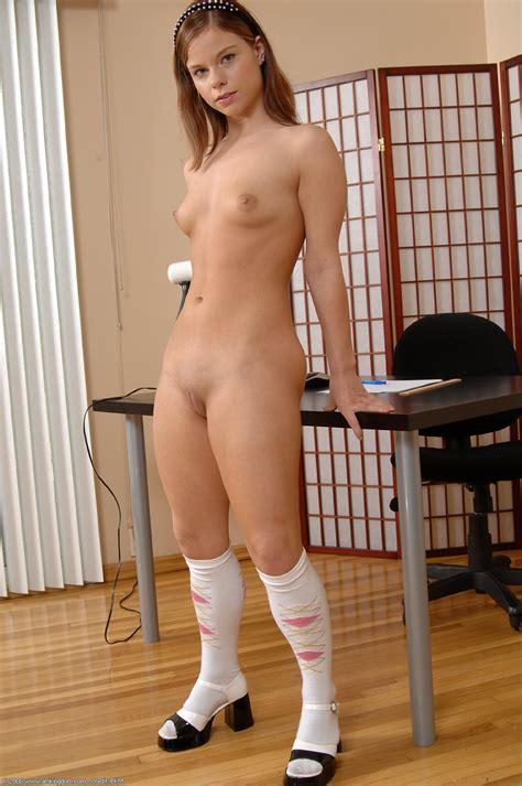 Yevonne - Small Tits Schoolgirl Gallery - HQseek