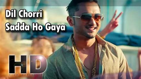 Yo Yo Honey Singh Dil Chori Lyrical Simar Kaur, Ishers