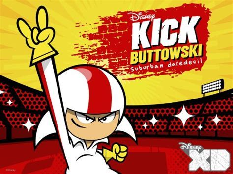 Amazon.com: Kick Buttowski: Suburban Daredevil Volume 4
