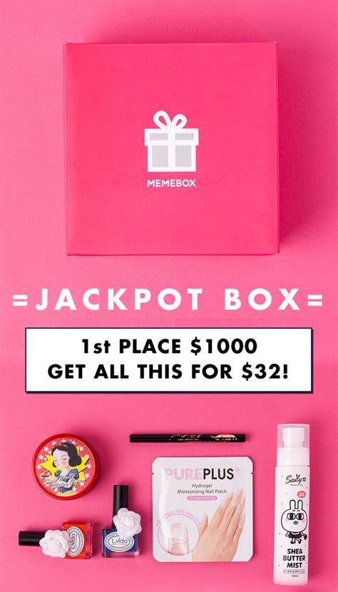 Meme Box - massive jackpot memebox launching today musings of a muse
