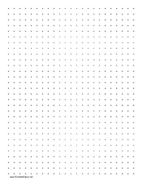 printable dot game