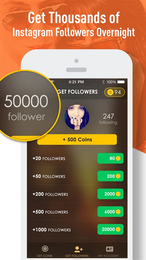 instagram followers app for android 10 000 followers pro get more followers and likes for