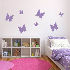 butterfly wall decals roselawnlutheran With butterfly wall decals