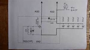Mini Spot Welder Circuit Diagram