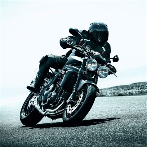 Triumph Speed Triple Motorcycle