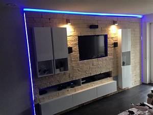 Wand Selber Bauen : tv wand selber bauen rigips ~ Michelbontemps.com Haus und Dekorationen