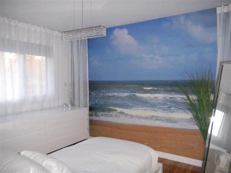 chambre plage idées déco pour la maison murales en papier peint pour