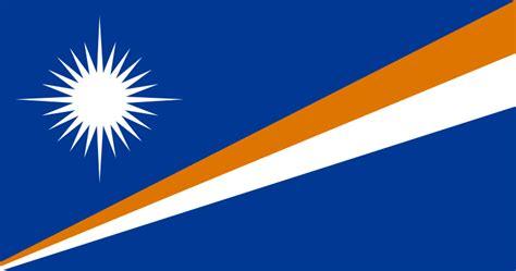 マーシャル諸島の国旗の意味と由来、似てる国旗は?