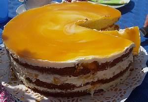 Philadelphia Torte Rezept : pfirsich philadelphia torte rezept mit bild ~ Lizthompson.info Haus und Dekorationen